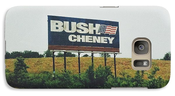Bush Cheney 2011 Galaxy S7 Case