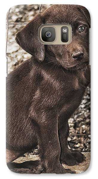 But Im Still Cute Right Galaxy S7 Case