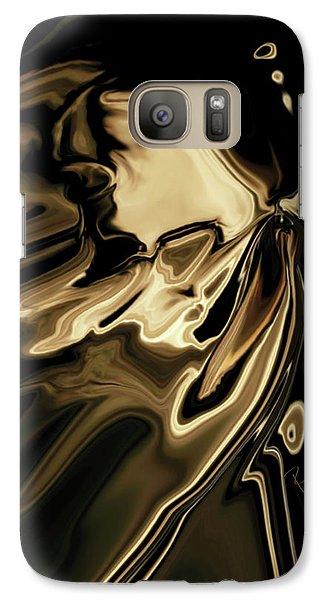 Galaxy Case featuring the digital art Butterfly 2 by Rabi Khan