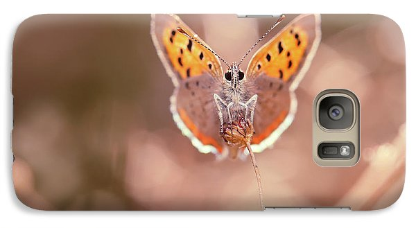 Butterfly Beauty Galaxy S7 Case