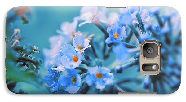 Galaxy Case featuring the photograph Butterfly Bush by Douglas MooreZart