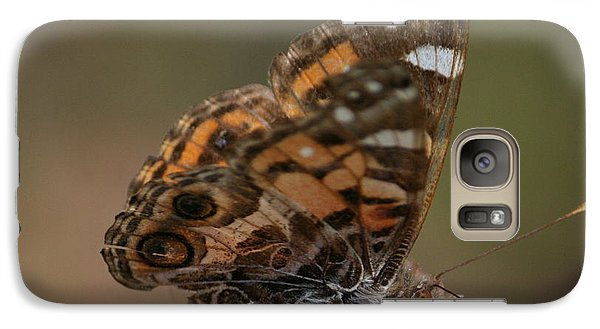 Galaxy Case featuring the photograph Butterfly by Cathy Harper