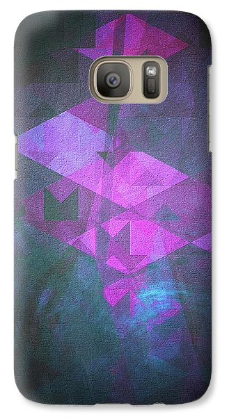 Galaxy Case featuring the digital art Butterfly Dreams by Mimulux patricia no No
