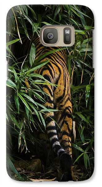 Galaxy Case featuring the photograph Bye by Cheri McEachin
