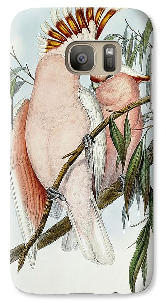 Cacatua Leadbeateri Galaxy S7 Case
