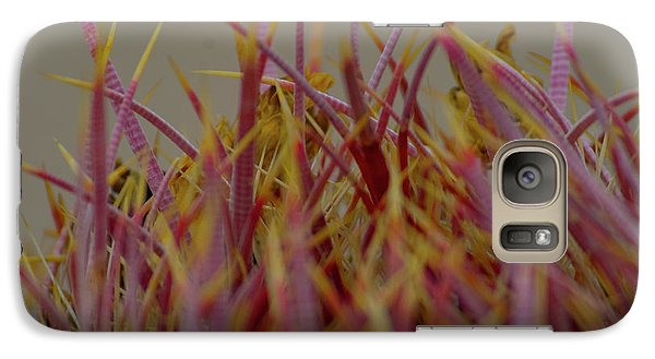 Galaxy Case featuring the photograph Cacti by Rod Wiens