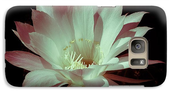 Cactus Flower Galaxy S7 Case