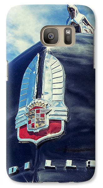 Galaxy Case featuring the photograph Cadillac by Caitlyn Grasso