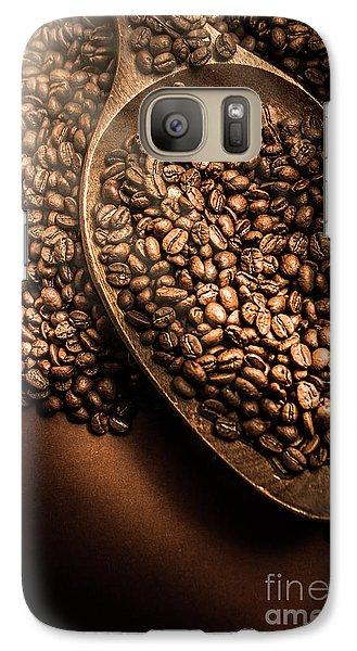 Cafe Aroma Art Galaxy S7 Case