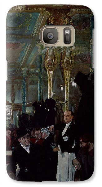 Cafe Royal, London, 1912 Galaxy Case by Sir William Orpen