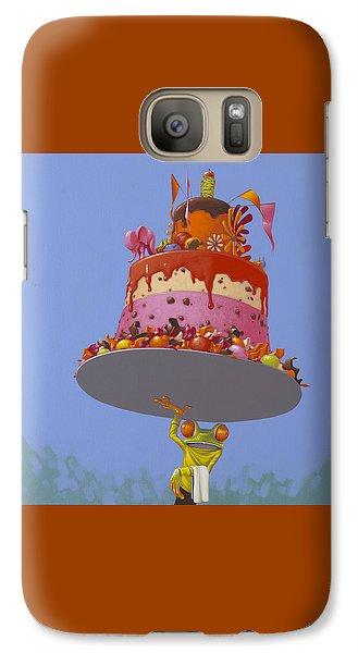 Cake Galaxy S7 Case