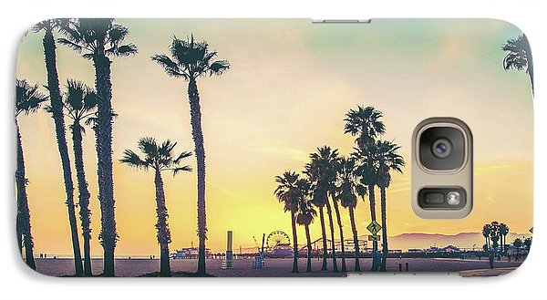 Cali Sunset Galaxy S7 Case