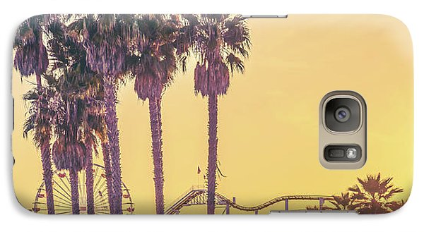 Venice Beach Galaxy S7 Case - Cali Vibes by Az Jackson