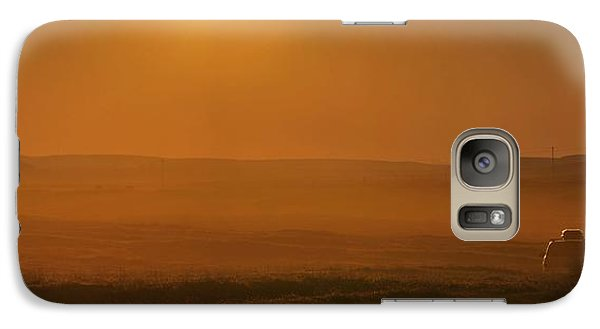 Galaxy Case featuring the photograph California Dream by Peter Thoeny