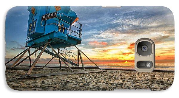 California Dreaming Galaxy S7 Case