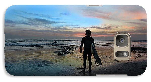 California Surfer Galaxy S7 Case