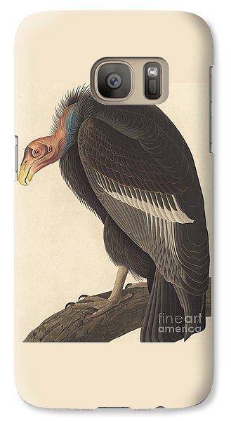 Californian Vulture Galaxy S7 Case