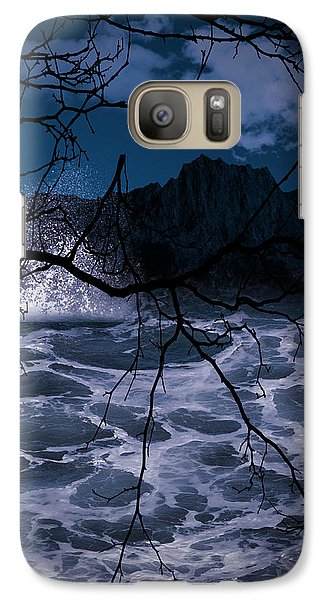Caliginosity Galaxy S7 Case by Lourry Legarde