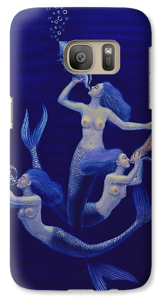 Call Of The Mermaids Galaxy S7 Case