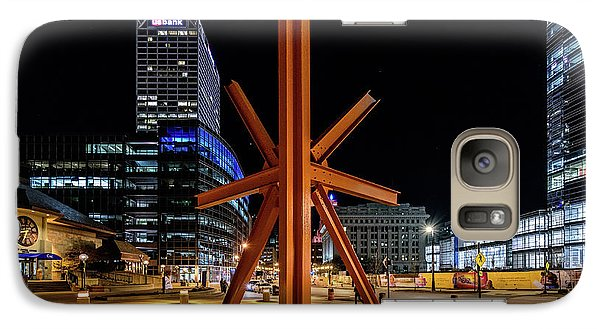 Galaxy S7 Case featuring the photograph Calling After Sundown by Randy Scherkenbach