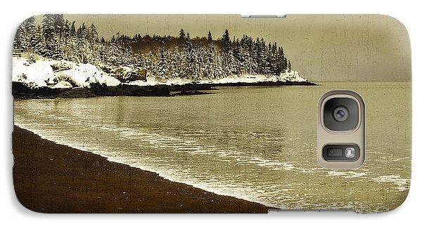 Galaxy Case featuring the photograph Calm Waters by Alana Ranney