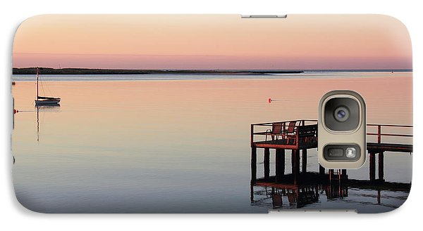 Galaxy Case featuring the photograph Calm Waters by Roupen  Baker
