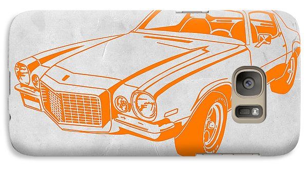 Beetle Galaxy S7 Case - Camaro by Naxart Studio
