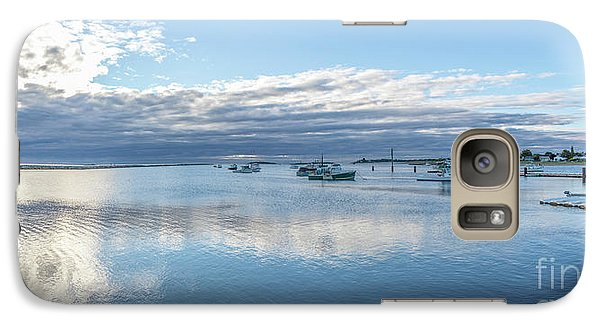 Galaxy Case featuring the photograph Camp Ellis Sunrise by David Bishop