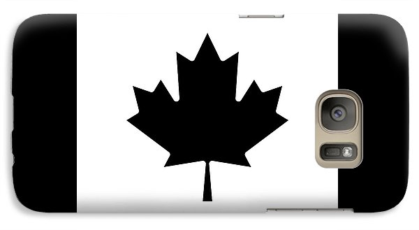 Galaxy Case featuring the photograph Canada Round Beach Towel In Black by Pierre Leclerc Photography