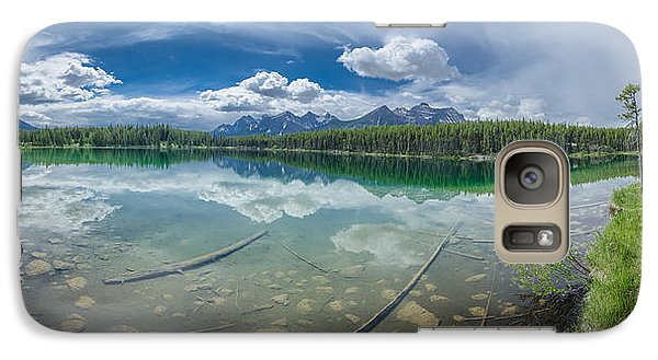 Galaxy Case featuring the photograph Canadian Beauty 2 by Thomas Born