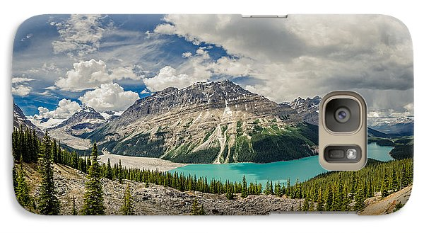 Galaxy Case featuring the photograph Canadian Beauty 3 by Thomas Born