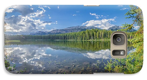 Galaxy Case featuring the photograph Canadian Beauty 5 by Thomas Born