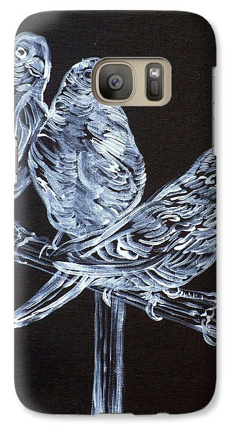 Canaries Galaxy S7 Case by Fabrizio Cassetta