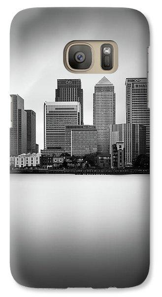 Canary Wharf II, London Galaxy S7 Case