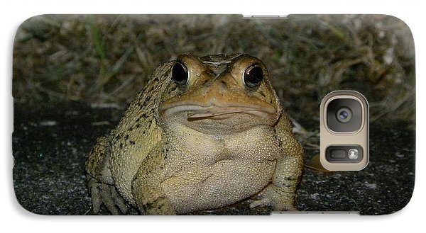 Galaxy Case featuring the photograph Cane Toad by Terri Mills