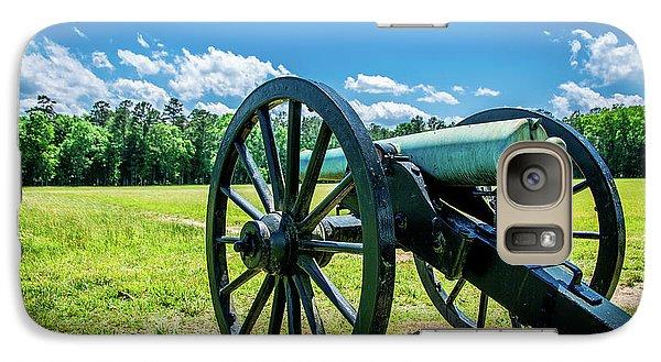 Cannon Galaxy S7 Case