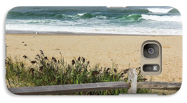 Galaxy Case featuring the photograph Cape Cod Bliss by Michelle Wiarda