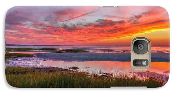 Cape Cod Skaket Beach Sunset Galaxy S7 Case