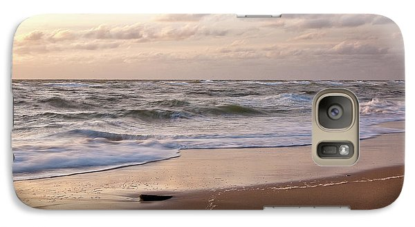Galaxy Case featuring the photograph Cape Cod Sunrise 1 by Susan Cole Kelly