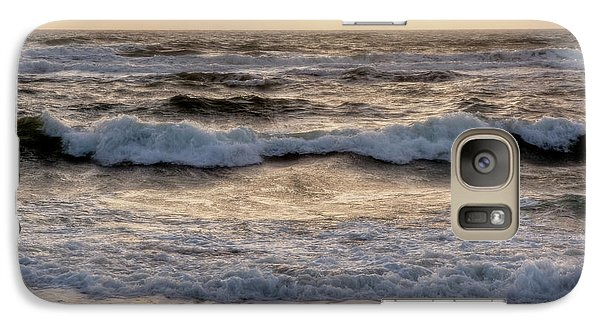 Galaxy Case featuring the photograph Cape Cod Sunrise 2 by Susan Cole Kelly