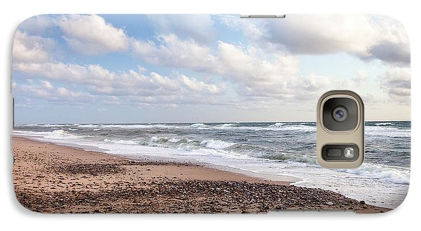 Galaxy Case featuring the photograph Cape Cod Sunrise 4 by Susan Cole Kelly