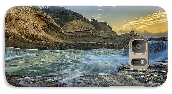 Cape Kiwanda Galaxy S7 Case by Rick Berk