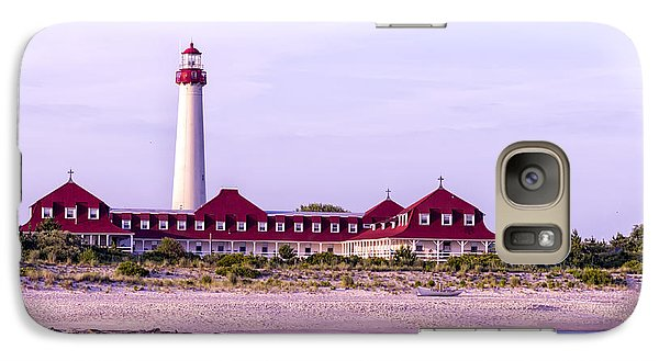 Cape May Light House Galaxy S7 Case