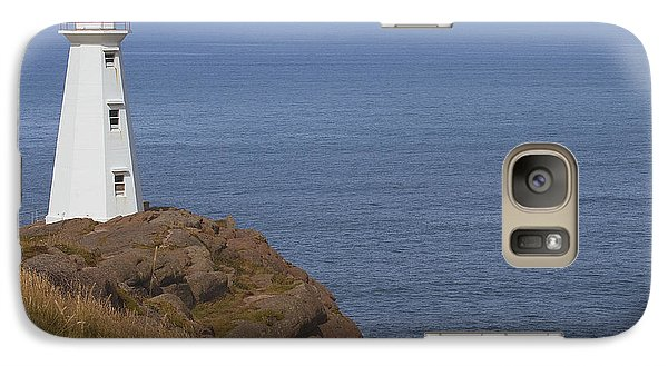 Galaxy Case featuring the photograph Cape Spear by Eunice Gibb