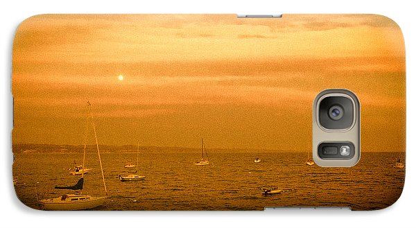 Galaxy Case featuring the photograph Capitola by Lora Lee Chapman