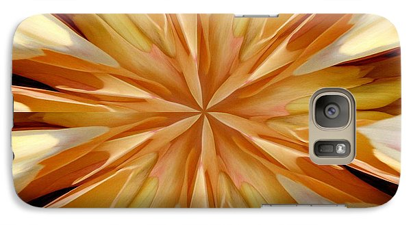Galaxy Case featuring the photograph Cappachino by David Dunham