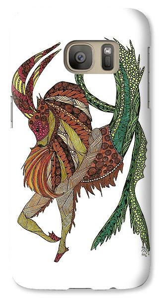 Capricorn Galaxy S7 Case