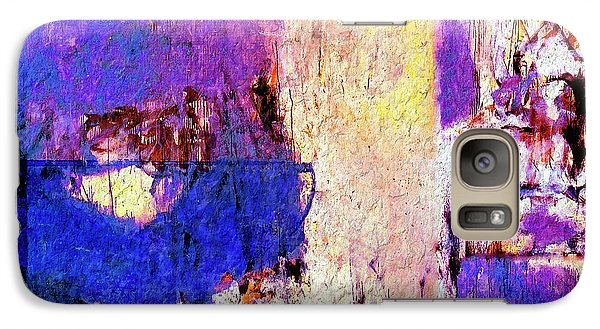 Galaxy Case featuring the painting Captiva by Dominic Piperata