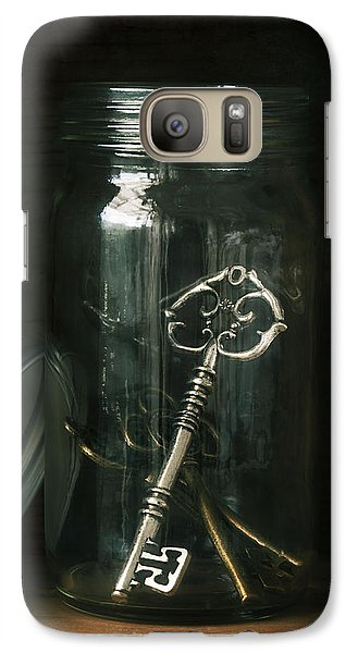 Galaxy Case featuring the photograph Captive by Amy Weiss