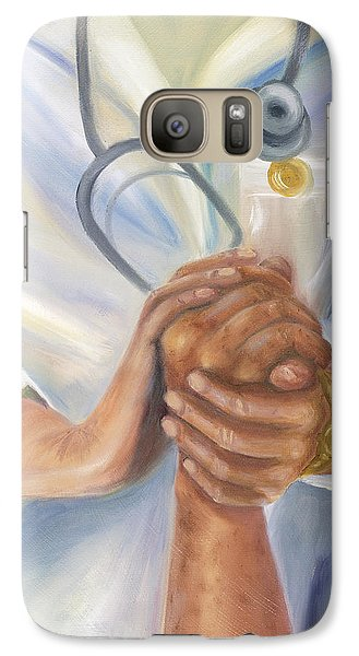 Caring A Tradition Of Nursing Galaxy S7 Case